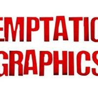Temptation Graphics T-Shirt Screenprinting