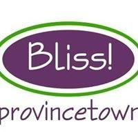 Bliss! P'town Frozen Yogurt
