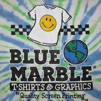 Blue Marble T-Shirts & Graphics