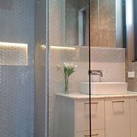 Modern Style Bathrooms
