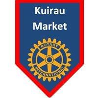 Rotary Market at Kuirau Park - Saturday mornings