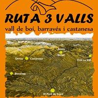Ruta 3 Valls