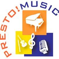Presto Music Studio