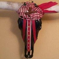 Texas Blue Horse Design