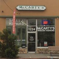 McCarty's Window Fashions