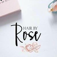 Hair by Rosé