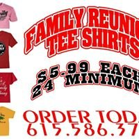 Zelly Zelle's Custom Printed Shirts & More