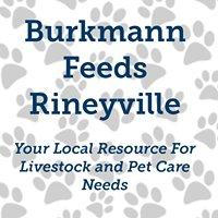 Burkmann Feeds of Rineyville