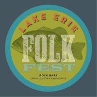 The Lake Erie Folk Fest