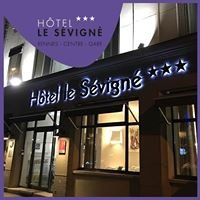 Inter-Hôtel Le Sévigné Rennes