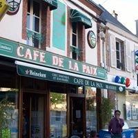 Café de la Paix Mondoubleau