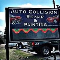 Auto Collision Repair/Painting & 24 Hour Towing