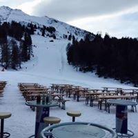 Paznauer Thaya Hütte im Ischgler Skigebiet