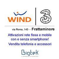 Wind 3 Store Frattaminore Bigtek