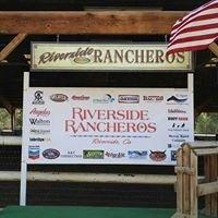 Riverside Rancheros Barrel Racing