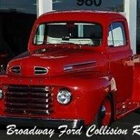 Broadway Ford Collision Repair