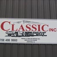 Classic Truck & Trailer Repair Inc