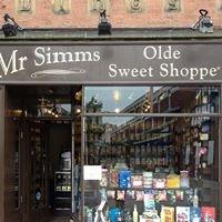 Mr Simms Olde Sweet Shoppe (Lichfield)
