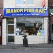 Manor Fish Bar, Ilkeston!