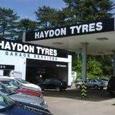 Haydon Tyres- Crossway Garage LTD.