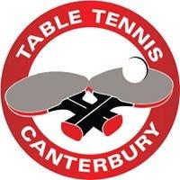 Table Tennis Canterbury