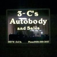 3C'S Autobody INC.