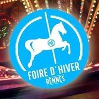 Fête foraine de Rennes