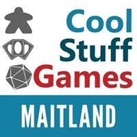 Cool Stuff Games - Maitland
