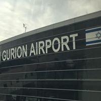 Airport Tel Aviv Ben Gourion