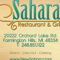 Sahara Restaurant Farmington Hills