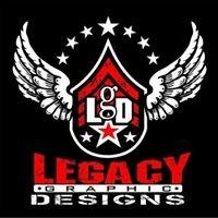 Legacy Designs- Screen Printing / Vinyl Graphics / Vector Art Services