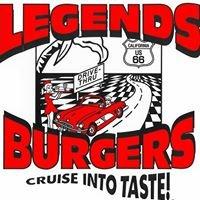 Legends Burger -W. Arrow Route