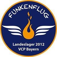Funkenflug - Landeslager des VCP Land Bayern 2012
