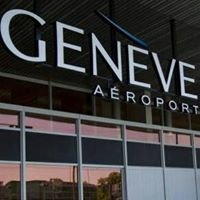 Geneva International Airport, Switzerland