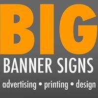 Big Banner Signs