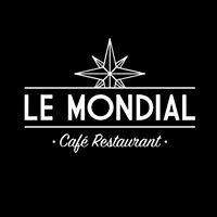 Le Mondial, café/restaurant