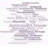 Ambrosia by Christine