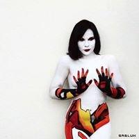 Sabluk body painting