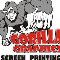 Gorilla Graphics Apparel
