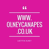 Laetitia Olney Canapés
