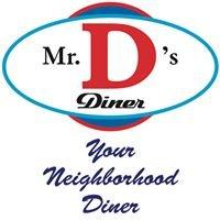 Mr. D's Diner - La Verne