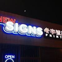 New Signs & Printing, Inc