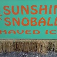Sunshine Snoballs