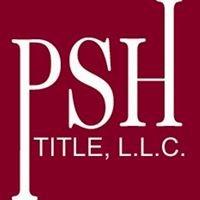 PSH Title LLC