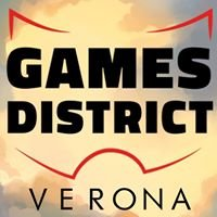 Games District - Verona