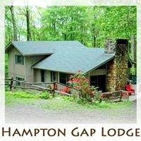 Hampton Gap Lodge at the Wolf Laurel Resort