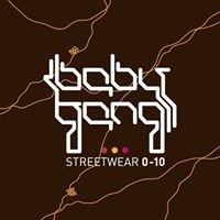 Baby Gang streetwear 0-14