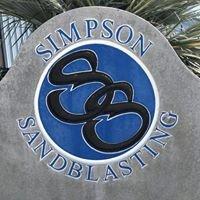 Simpson Sandblasting & Special Coatings, Inc