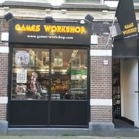 Games Workshop Amsterdam South