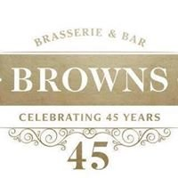 Browns Brasserie and Bar Newcastle